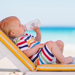 quelle crème solaire pour bébé